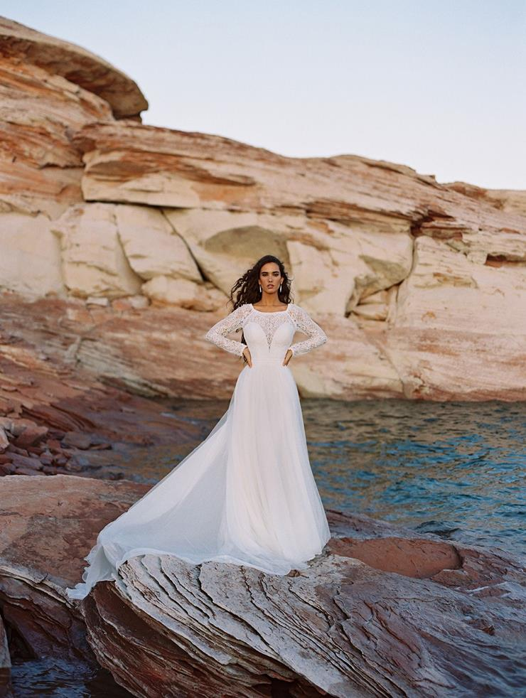 Allure Wilderly Bride Style No. F187